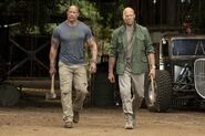 Hobbs & Shaw promotional photo 12