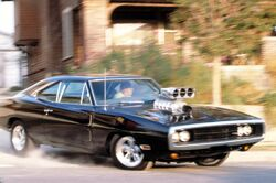 1970 Dodge Charger R T The Fast And The Furious Wiki Fandom