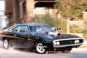 Dom Toretto Car >> 1970 Dodge Charger R T The Fast And The Furious Wiki Fandom