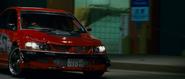 Street Race - Evolution IX