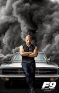 Fast & Furious 9 character poster 1