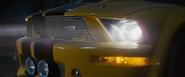 Mustang GT Tjaarda - Front View