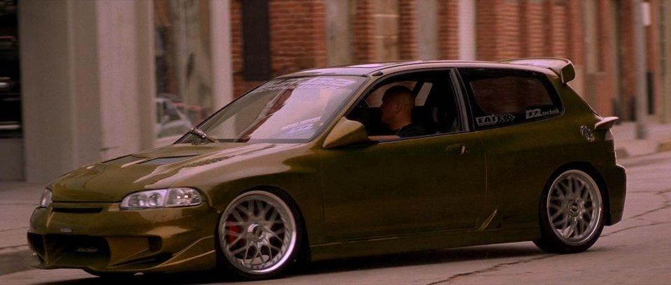 1992 Honda Civic Hatchback