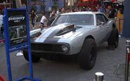 Roman's 1967 Camaro - Furious 7 Promotional