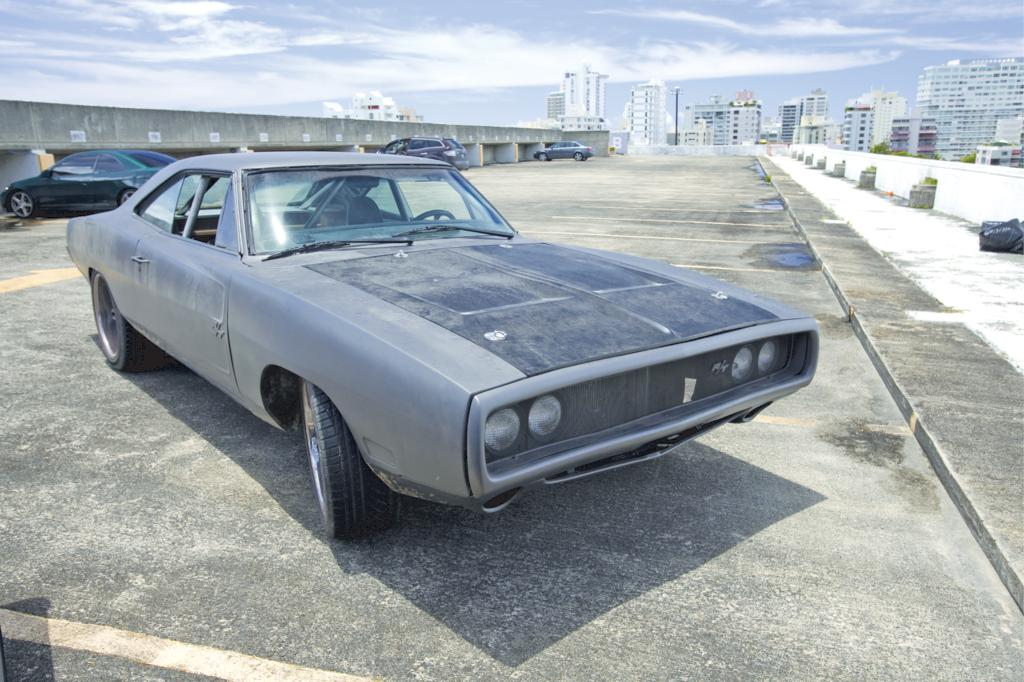 Image - 1970 Dodge Charger - Rio Rooftop (Fast Five).jpg | The Fast