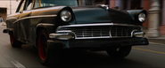 1956 Ford Fairlane Crown Victoria (Front Side View - F8)