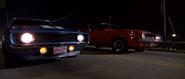 1969 Yenko & 1970 Challenger - Front View