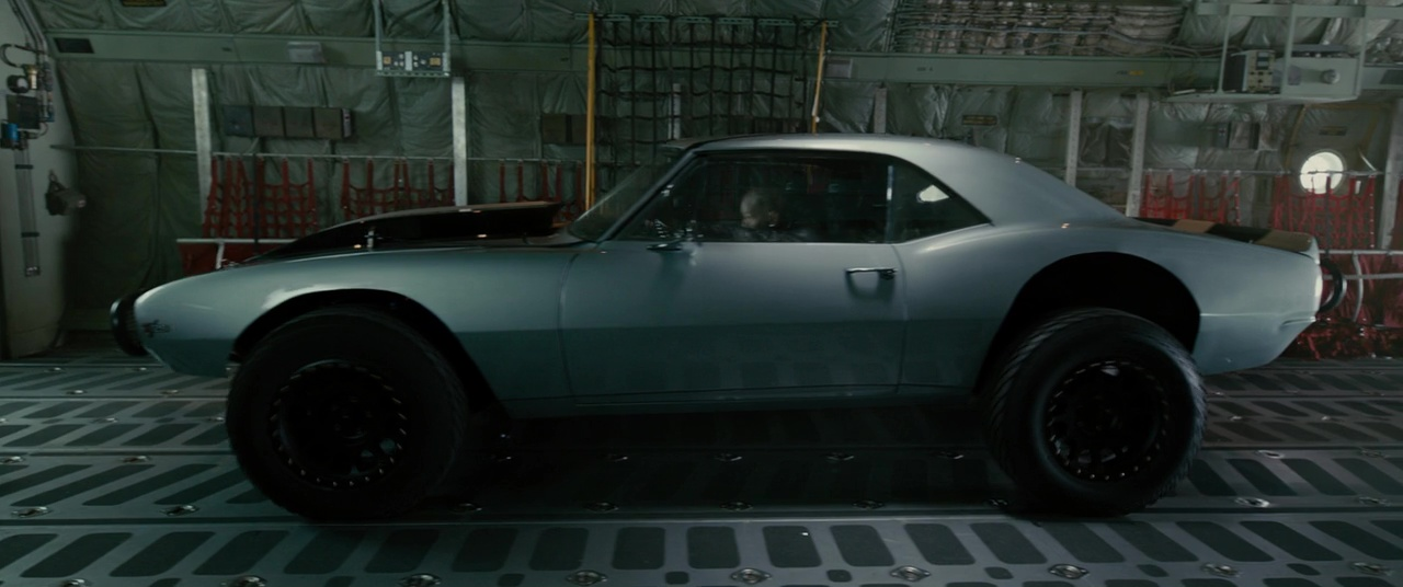 1967 Chevrolet Camaro Z28 The Fast And The Furious Wiki