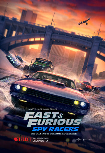 Fast Furious Spy Racers The Fast And The Furious Wiki Fandom