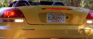 Dodge Viper SRT-10 Rear View - 2F2F