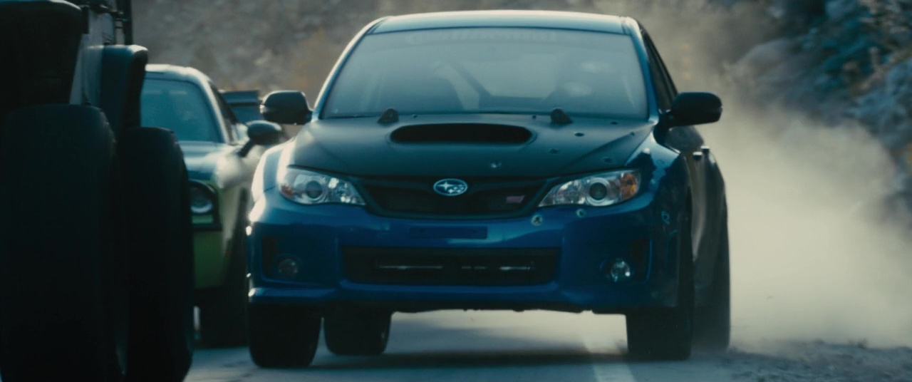 2012 Subaru Impreza WRX STi GH | The Fast and the Furious