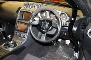 DK's Fairlady Z33 - Interior