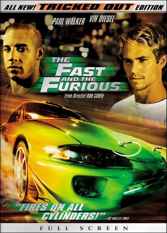 The Fast And Furious Tricked Out Edition DVD