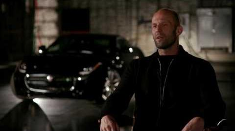 The Fate of the Furious Jason Statham Exclusive Interview