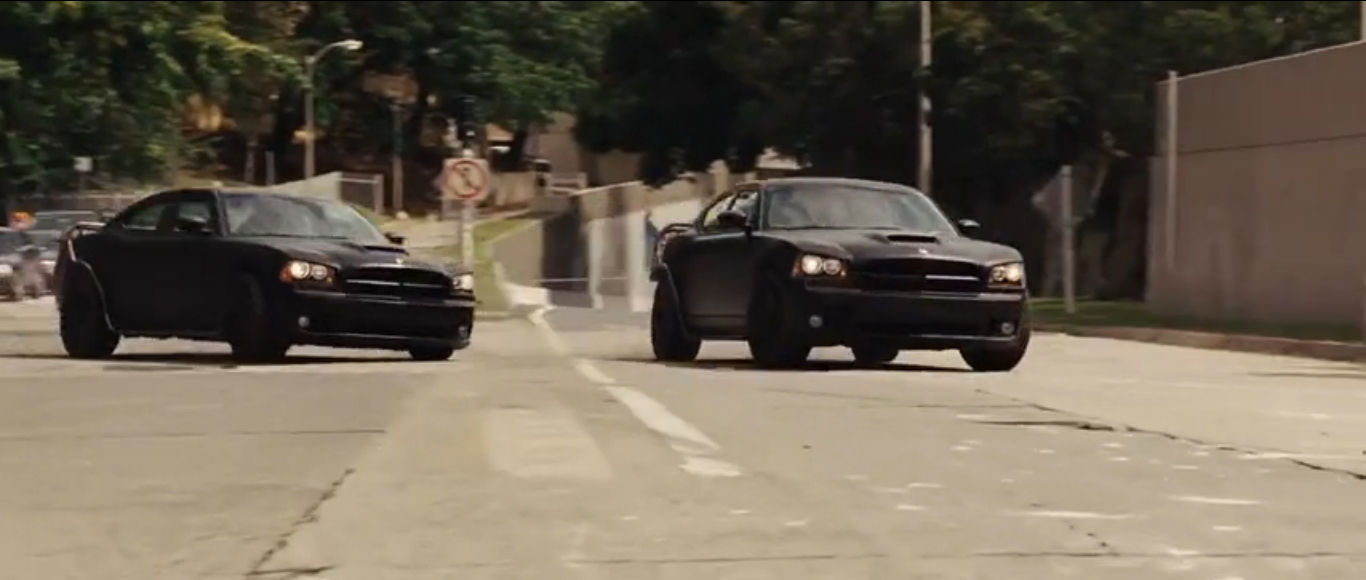 Brian And Doms Chargers In Fast Five