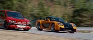 Evolution IX & RX-7 VeilSide Fortune - Drifting (3)