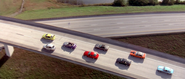 Verone's Audition Race - Freeway