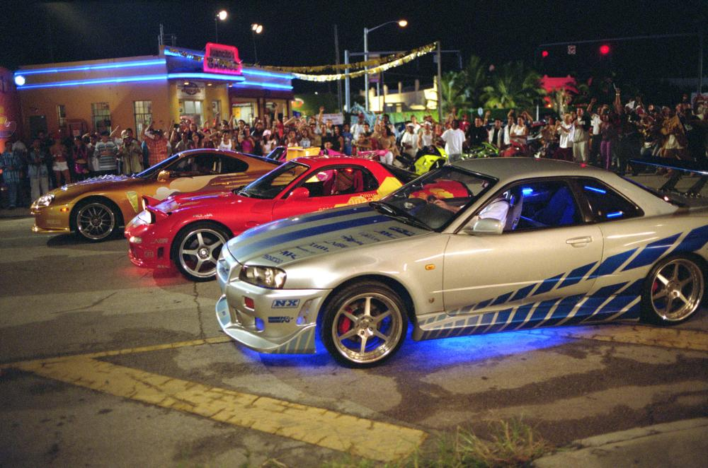 Image Fast Furious Racersjpg The Fast And The Furious - 2 fast 2 furious cars