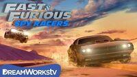 FAST & FURIOUS SPY RACERS Teaser Trailer