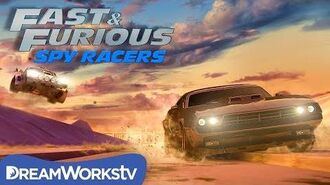 FAST & FURIOUS SPY RACERS Teaser Trailer