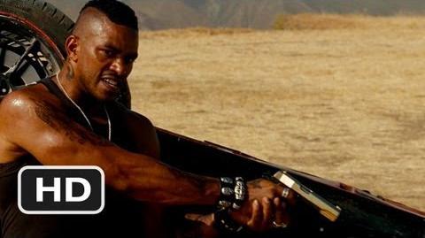 Fast & Furious (10 10) Movie CLIP - Fenix Down (2009) HD