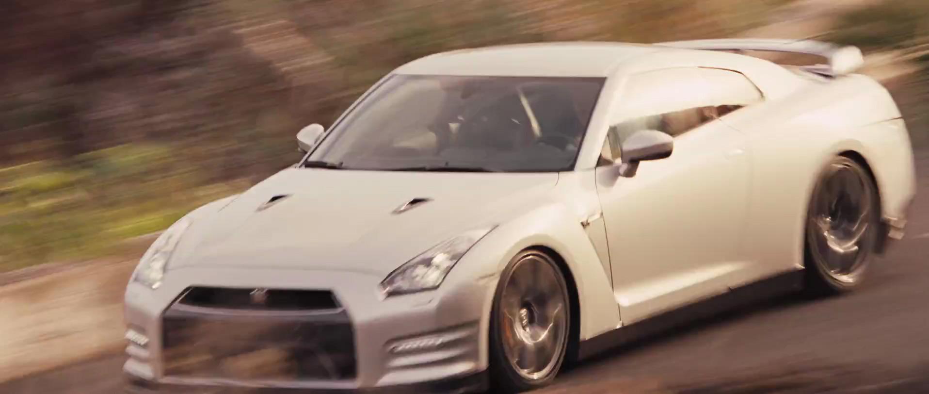 2011 Nissan GT R R35