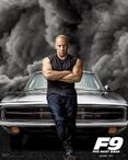 Fast & Furious 9 character poster