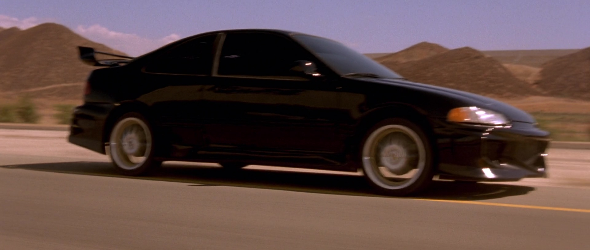 Image - Honda Civic - Side View.jpg | The Fast and the Furious Wiki