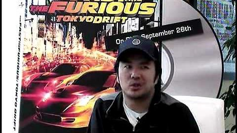 The Fast and the Furious Tokyo Drift - Exclusive Director Justin Lin - Part 4