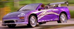 2003 Mitsubishi Eclipse Spyder GTS - 2F2F