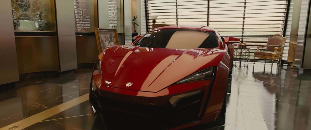 Fast And Furious 7 W Motors >> Lykan HyperSport | The Fast and the Furious Wiki | FANDOM powered by Wikia