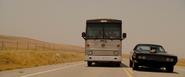 Prison Bus & Dom's Dodge Charger