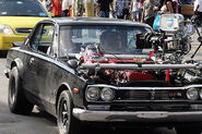 Nissan Skyline GT-R - Front View Camera (Fast Five)