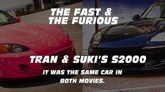 Tran & Suki's S2000