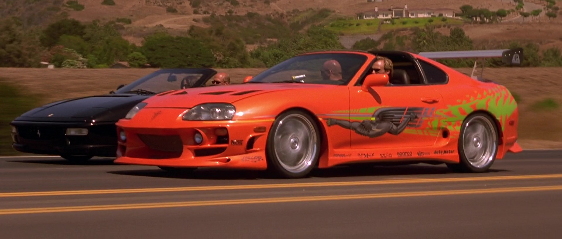 Toyota Supra The Fast And The Furious >> 1994 Toyota Supra Mk Iv The Fast And The Furious Wiki Fandom