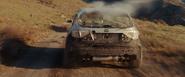 Brian's Subaru WRX STI - Rear View