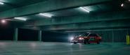 Sean drifting - Car Park