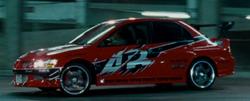 Sean's Mitsubishi Lancer Evolution IX