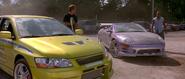 Brian & Roman - Mitsubishi