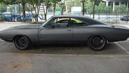1970 Dodge Charger - Side View (Fast Five)