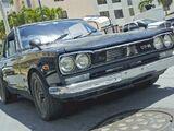 1971 Nissan Skyline GT-R KPGC10