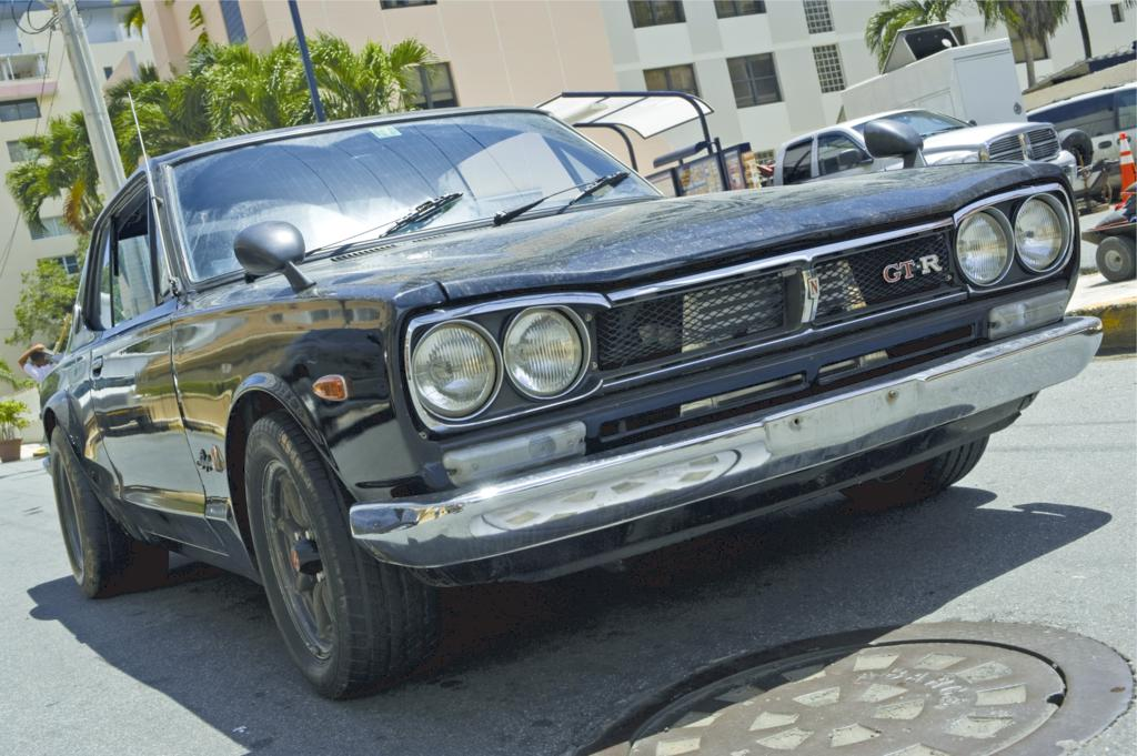 1971 Nissan Skyline GT-R KPGC10 | The Fast and the Furious