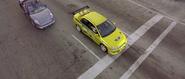 Spyder GTS & Lancer EVO VII