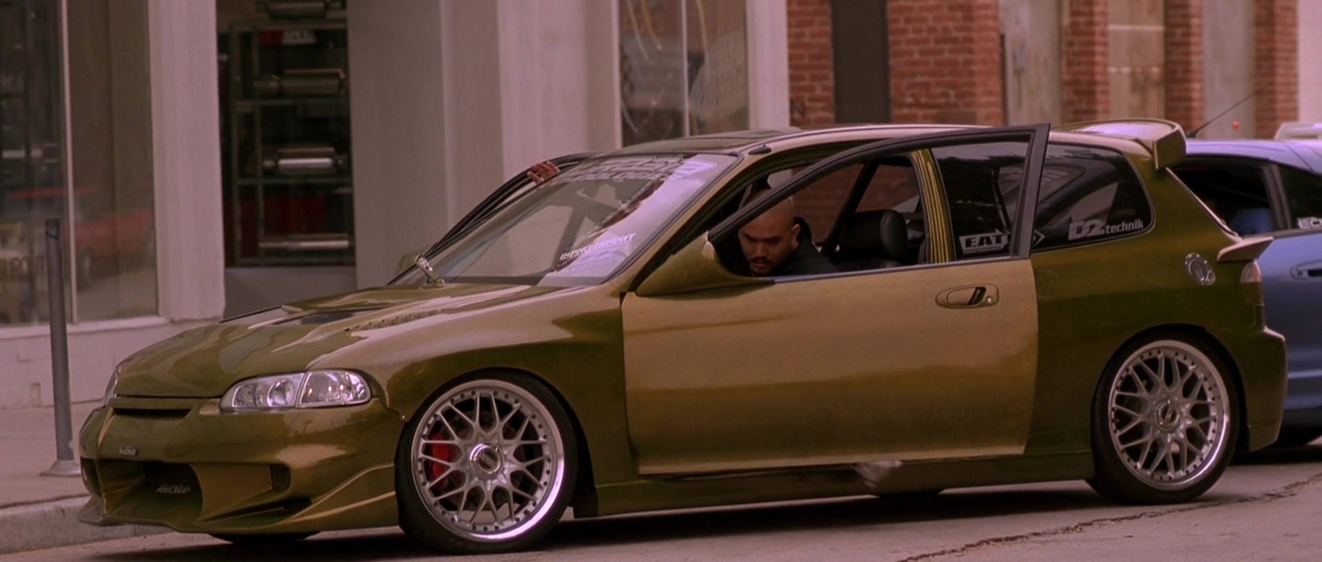 Image - Hector's Honda Civic.jpg | The Fast and the Furious Wiki ...