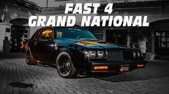 Dom's Buick Regal Grand National