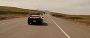 Mia's Honda (Acura) NSX - Rear View