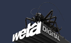 WETA Digital Logo