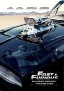 Fast & Furious 4 Poster-02