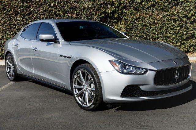 Maserati ghibli fast and furious 7