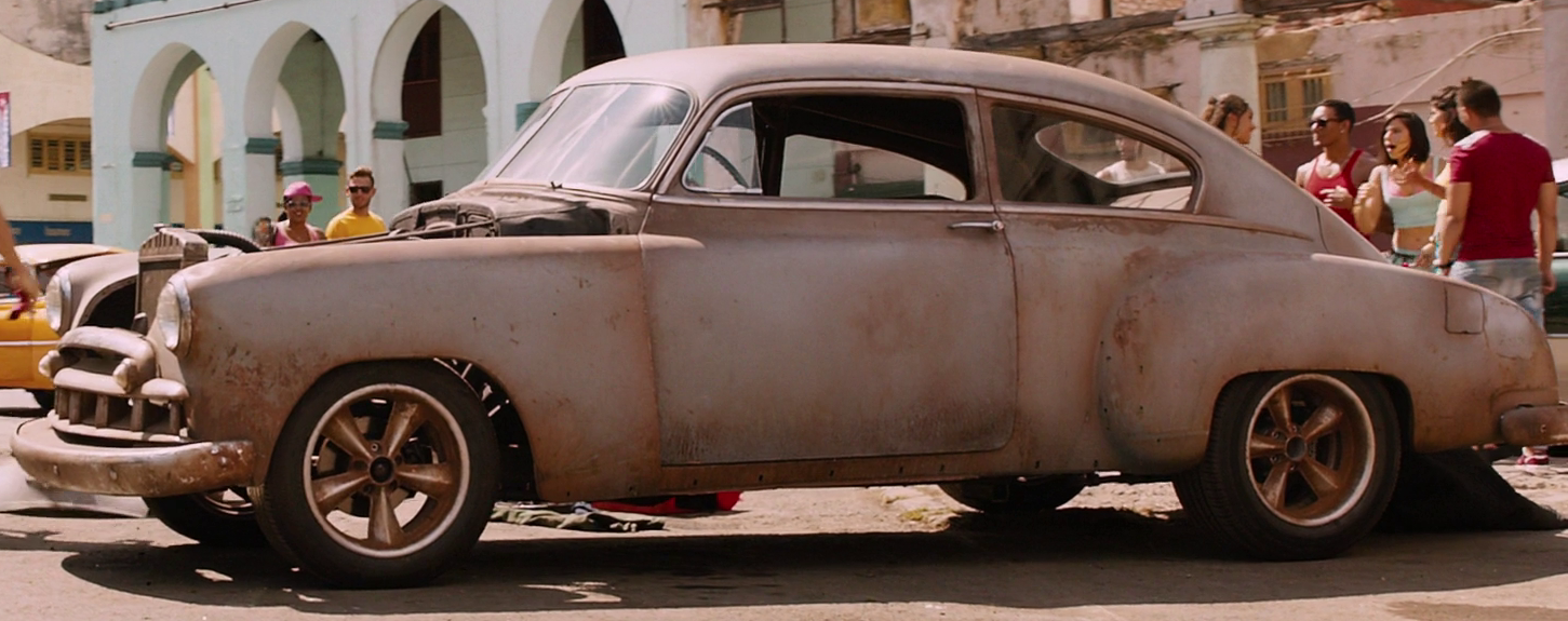 1950 Chevrolet Fleetline | The Fast and the Furious Wiki | FANDOM ...
